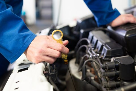 LUBE AND OIL CHANGE SERVICES
